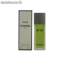 Chanel Nº 19 edt vaporizador 50 ml