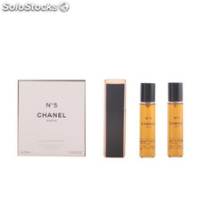 Chanel Nº 5 edp sac 3 x 20 ml