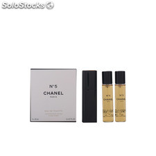 Chanel Nº 5 edt vaporizador de sac 3 x 20 ml