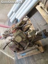 Change filtres hydrauliques