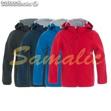 Chaqueta basic softshell jacket junior junior clique ref 020909 8bae7c657889