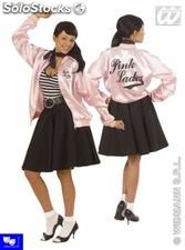 Chaqueta pink ladies tipo grease