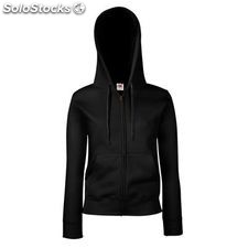 Chaqueta sweat hooded lady-fit hooded 280g - 70% algodón / 30% poliéster