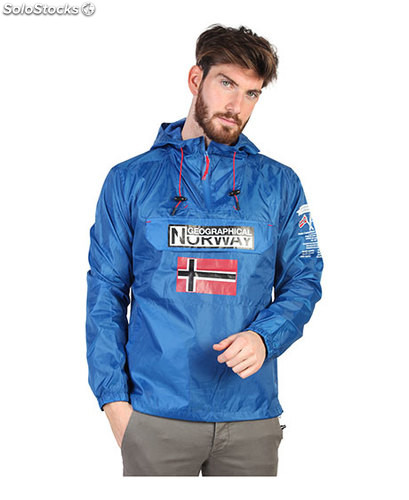 Hombre Chaquetas Azul 41959 Norway Geographical UwxqvZw