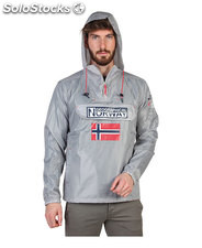 chaquetas hombre norway geographical gris (41961)