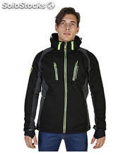 chaquetas hombre norway geographical negro (39313)