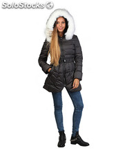 chaquetas mujer dawn levy new york gris (31351)