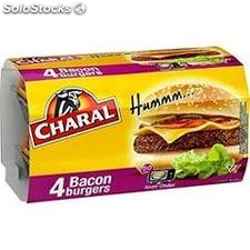 Charal baconburger 4X155G