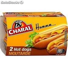 Charal hot dog x 2 240G