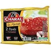 Charal pave echalotes 2X130G