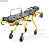 Chariot brancard auto-chargeant hauteur variable cross