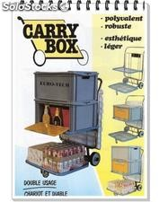 Chariot Manutention carry box