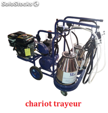 Chariot trayeur