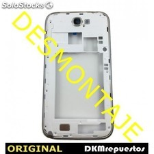 Chasis central blanco Samsung Galaxy Note2 N7100 desmontaje