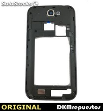 Chasis central negro Samsung Galaxy Note2 N7100