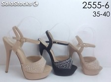 Chaussures pour dames 2555-6