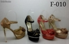 Chaussures pour dames f-010