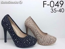 Chaussures pour dames F-049