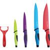 Chef sauce set 5 cuchillos multicolor - chef sauce - 6924691331967 - Q1313