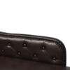 Chesterfield Chaise Marrón Antiguo - Foto 3