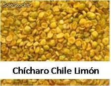 Chicharo chile limon