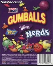 Chicle Bola Relleno de Nerds