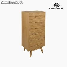 Chifonier Madera de mindi (118 x 55 x 40 cm) - Colección Serious Line by