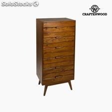 Chifonier Madera de mindi (118 x 55 x 40 cm) - Colección Serious Line by...
