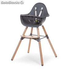 Childwood Trona para bebé 2-in-1 Evolu 2 antracita chevochna