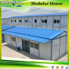 China edificios modulares, cabine apartamento prefabricado movible