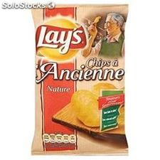 Chips ancienne 135G.lay's