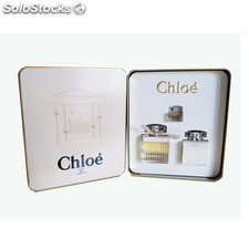 Chloe eau de perfume 75ML vapo.+body 100ML+miniatura