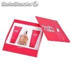 Chloe see by eau de perfume 75ML vapo. + body milk 75ML + gel 75ML