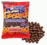 Choco Power Mini Ball ao leite