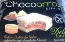 Chocoarroz Bco Light con Dulce de Leche