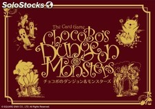 Chocobos crystal hunt: dungeons and monsters expansion PLL02-bgchocoboex