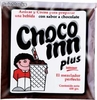 Chocolate Choco Inn Plus azucar y cacao