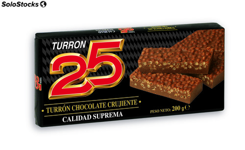 Chocolate Crujiente 200g