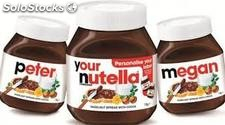 Chocolate Nutella 230g, 350 e 750g