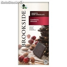 Chocolate Obscuro Fino Brookside 3 Barras de 90g