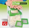 Chop Magic, cortador de frutas y verduras