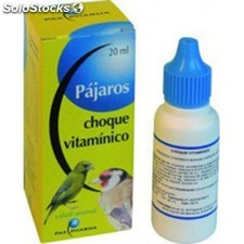 Choque vitaminico 20ML