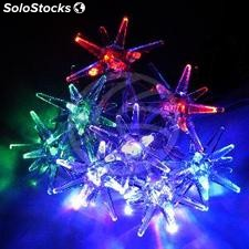 Christmas Stars multicolored USB (UC56)