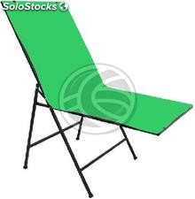 Chroma key tabletop still life 68x130 cm PVC green (JJ80)