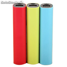 Chuang Xinjia 2200 / 2600mAh Li-ion Y17 color Power Stick
