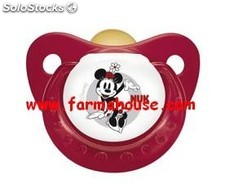 Chupete Latex Mickey Mouse Nuk +0 meses T2