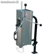 Churrera 4KG Inoxidable con soporte