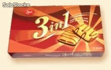 Ciastka 3 in 1 biscuits iga 220g