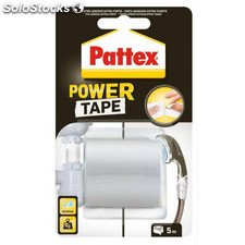 Cinta Adhesiva Power Tape Gris 50Mmx5M 1659547 Pattex