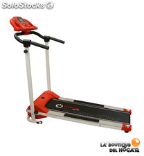 Cinta Andadora plegable motorizada RunFit Step 1000W Red